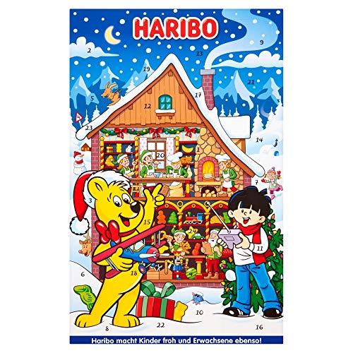 Advent Calendar (HARIBO) 300g
