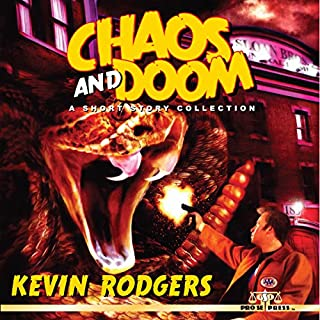 Chaos and Doom: A Short Story Collection audiobook cover art