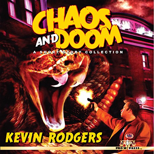 Chaos and Doom: A Short Story Collection cover art