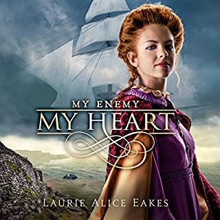 My Enemy, My Heart audiobook cover art