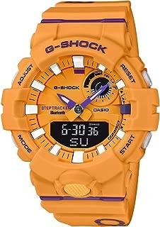 Casio Analog-Digital Orange Dial Men's Watch-GBA-800DG-9ADR (G925)