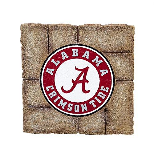 Team Sports America University of Alabama Garden Paver Team Logo Decorative Stepping Stone