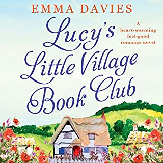 Lucy's Little Village Book Club cover art