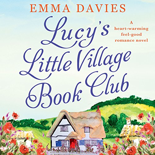 Lucy's Little Village Book Club audiobook cover art