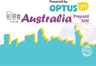 Australia's 28 Days on The Large-Capacity Network 15GB + Free 40 Australian Dollars Call(Optus Network) (15GB / 28Days)