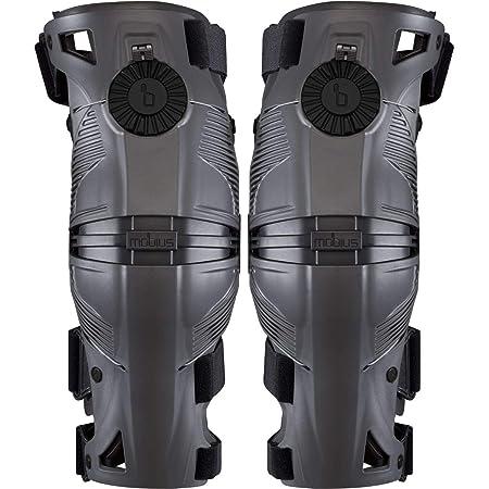 Black MOBIUS Knee Brace Patellar Pad Replacement Kit Choose Size