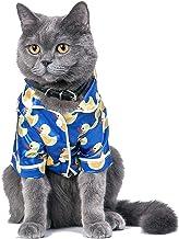 Jtayiba Dog Cat Pajamas Summer Imitated Silk Fabric Thin 2 Legs Pet Shirt for Small Large Dog