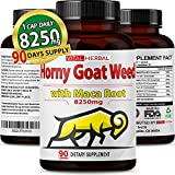 Best Horny Goat Weeds - Horny Goat Weed - 90 Capsules 8250mg Maximum Review
