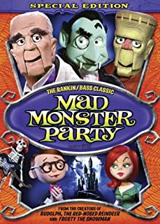 monster party film