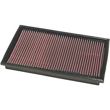Premium Replacement Filter: 1983-1989 ACURA//HONDA K/&N Engine Air Filter: High Performance 33-2021 Washable Integra, Ballade, Civic, CRX