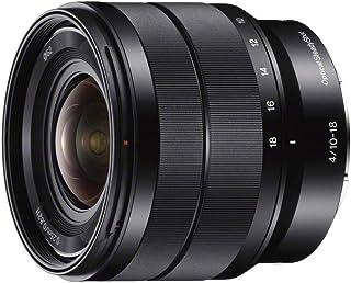 Sony SEL1018.Ae - Objetivo para Sony/Minolta de Distancia Focal 10-18mm Negro