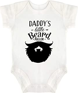 Funky Baby Grow If Mom Says No My Aunt Will Say Yes Napper for Boys or Girls Baby Vest Short Sleeve Bodysuit Onesie