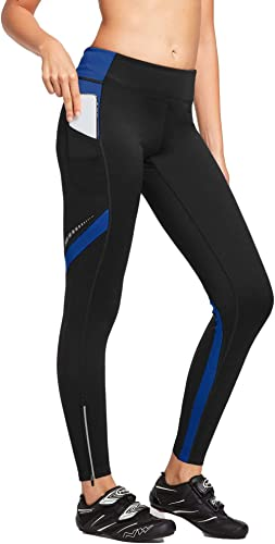 Mountain Warehouse Ready Steady Crop Run Tights with Mesh Panels in Black