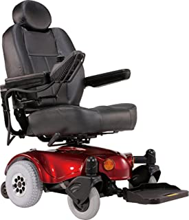 Rumba P4R Power Chair with 12v 35Ah Battery