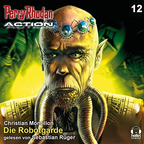 Die Robotgarde audiobook cover art