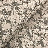Glünz Softshell Marmor Schlamm - Stoff - Meterware - 0,5m