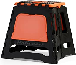 Polisport 8981500002 Orange Motorcycle Stand