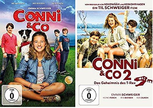 Conni & Co Teil 1+2 / [DVD Set]