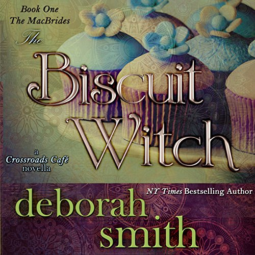 The Biscuit Witch cover art