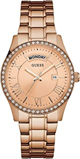 Factory Women's Rose Gold-Tone Dress Watch, NS
