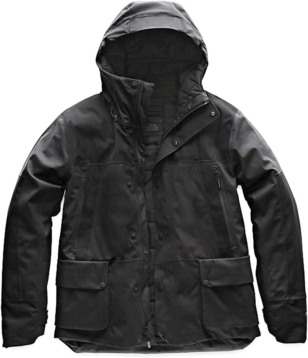 The North Face Men Cryos 2L Mountain Jacket Gore-Tex in Weathered Black -Medium