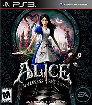 Alice  Madness Returns - Playstation 3