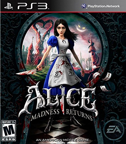 Jogo Alice: Madness Returns - Ps3