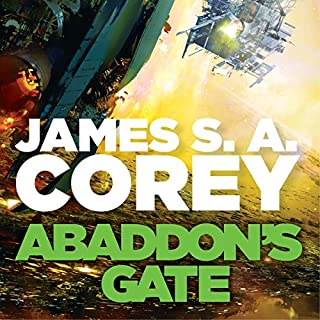 Abaddon's Gate     Expanse, Book 3              De :                                                                                                                                 James S. A. Corey                               Lu par :                                                                                                                                 Jefferson Mays                      Durée : 18 h et 24 min     16 notations     Global 4,8