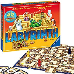 Labyrinth board game for couples date night at home