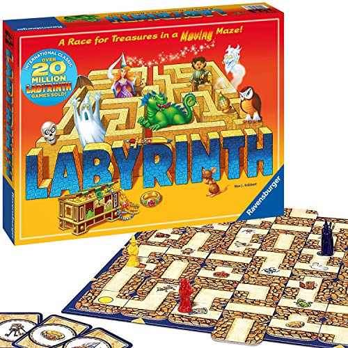 Juego de mesa familiar Ravensburger Labyrinth ...