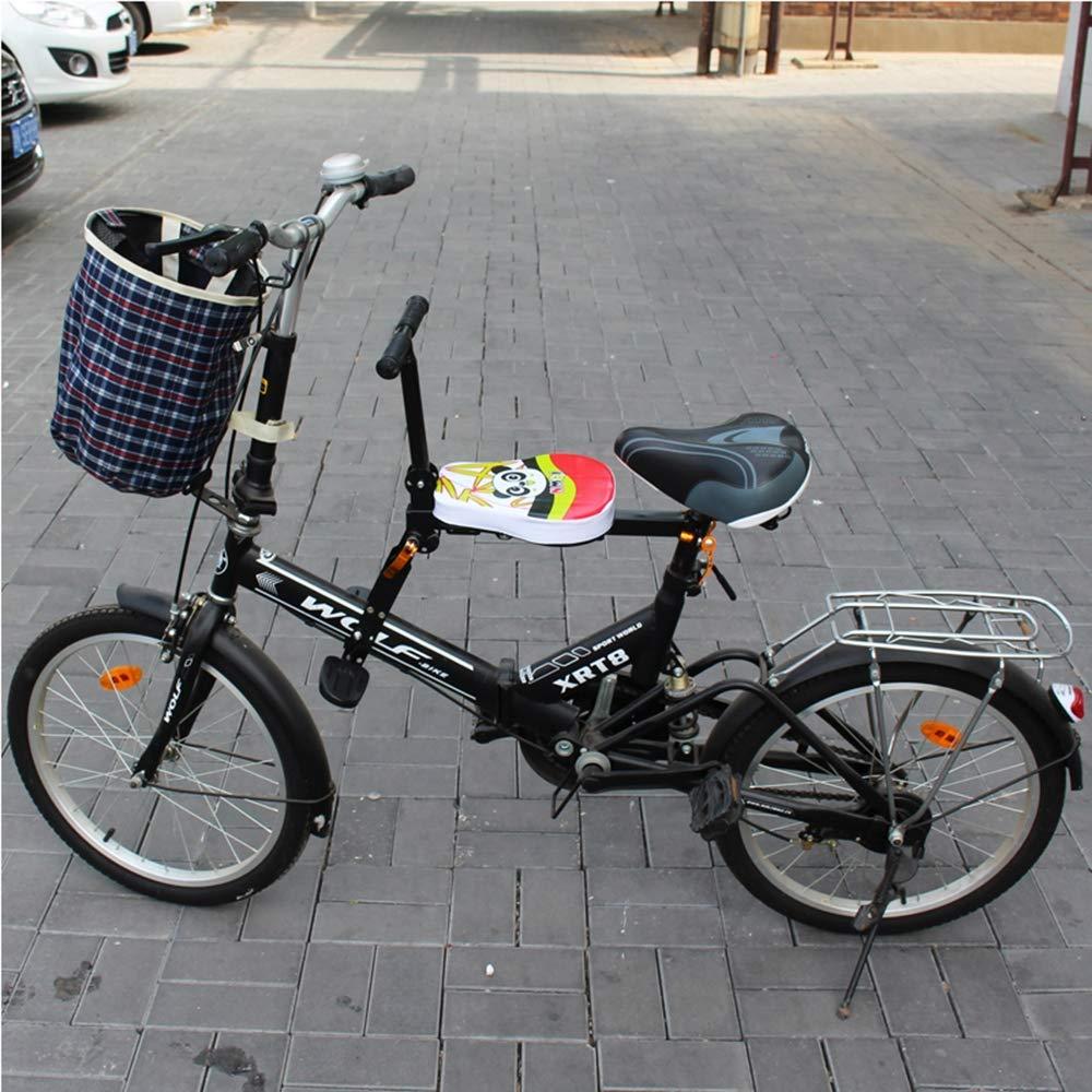 ZXCETZY Bicicleta Bicicleta de montaña Asiento Delantero para ...
