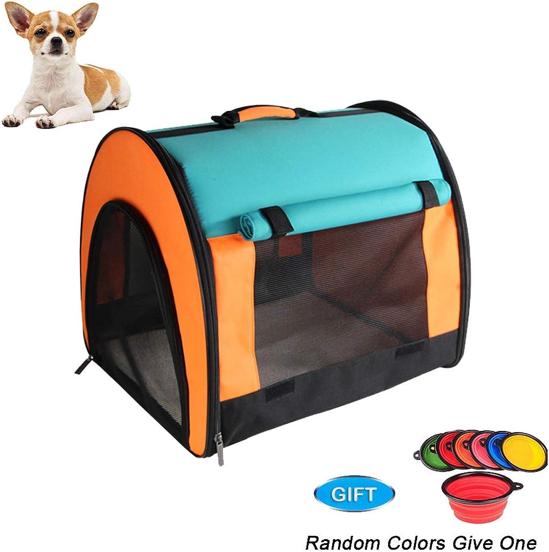 Pet Backpack,Cat Dog Backpack,Breathe Mesh, 48  43  41cm