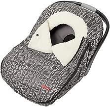 Skip Hop Winter Car Seat Cover, Stroll & Go, Grey Feather