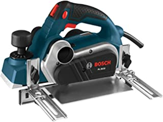 Bosch 3-1/4 Inch Woodworking Hand Planer with Carrying Case, PL2632K