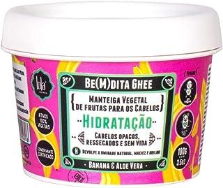 Be(M)dita Ghee Hidratação Banana, 100g, Lola Cosmetics