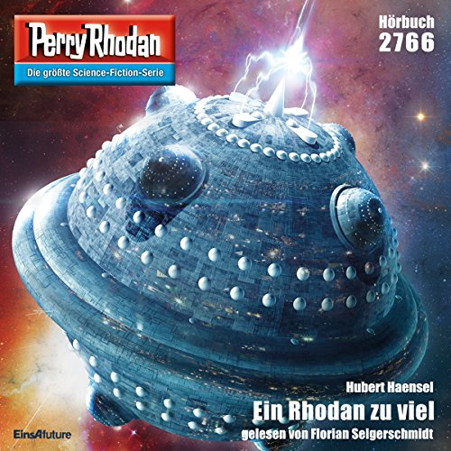 Ein Rhodan zu viel audiobook cover art