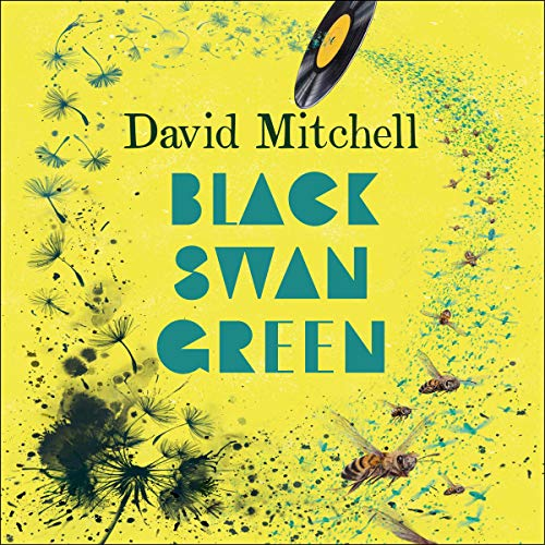 Black Swan Green  By  cover art