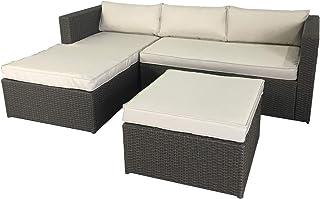 Amazon.es: puff de exterior - Conjuntos de muebles de jardín ...