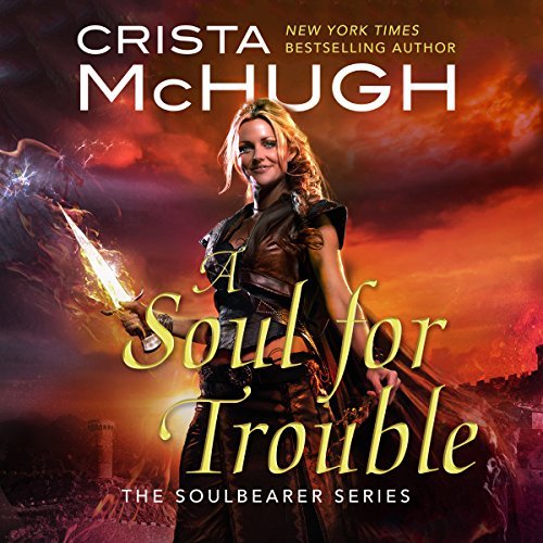 A Soul for Trouble audiobook cover art