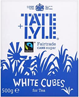 tate and lyle sugar cubes