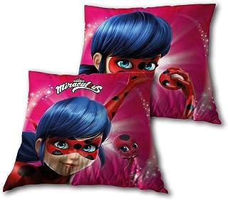 LB17068V Ladybug Coussin Velours Disney 40 Cm