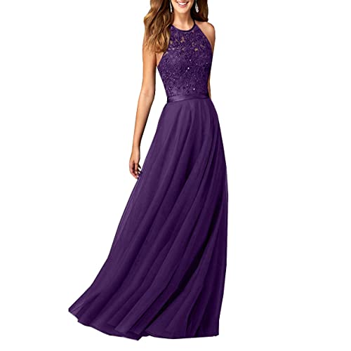Purple Bridesmaid Dress Amazon Co Uk