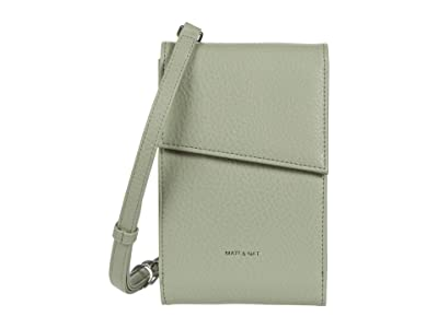 Matt & Nat Met Dwell (Mojito) Cross Body Handbags