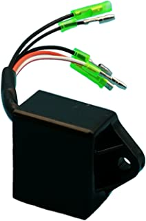 Tuzliufi Replace CDI Module Yamaha Atv Yfs200 Yfs220 Blaster 1988 1989 1990 1991 1992 1993 1994 1995 1996 1997 1998 1999 2000 2001 2002 Replace 3FL-85540-00-00 3FL-85540-10-00 2XJ-85540-M0-00 New Z6