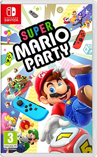 Nintendo Super Mario Party NSW [, MAIN-37211