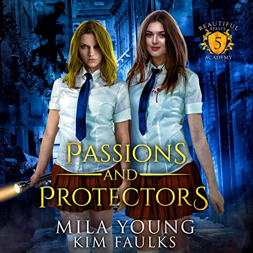 Passions and Protectors cover art