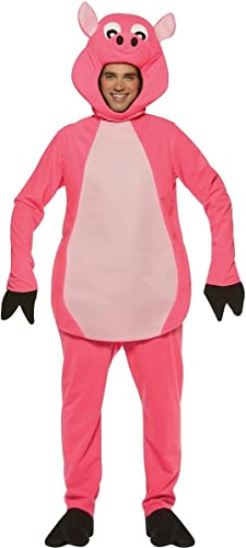 RASTA IMPOSTA Pig Adult Costume Standard