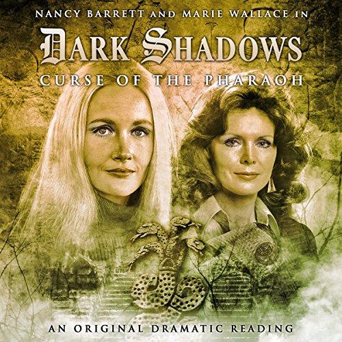 Dark Shadows - Curse of the Pharaoh cover art