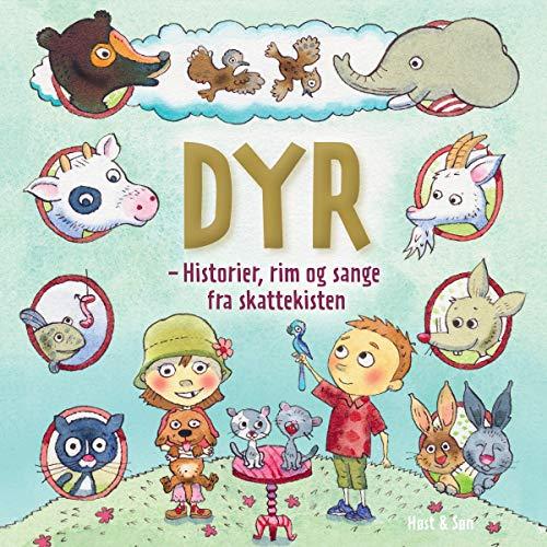 Page de couverture de Dyr