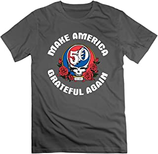 Men's Make America Grateful Again T-Shirt DeepHeather